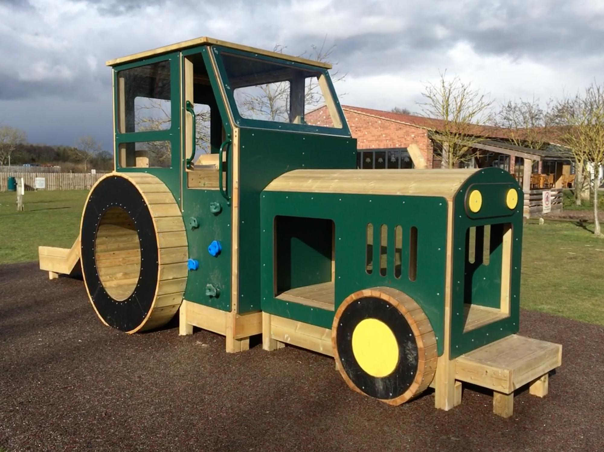Playscheme - RP027 - The Big Green Tractor
